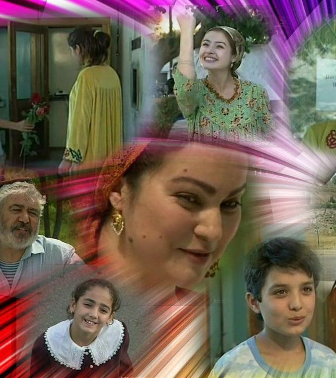 для смотреть таджикская сериал что сказала